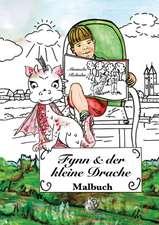 Rehahn, M: Fynn und der kleine Drache - Malbuch