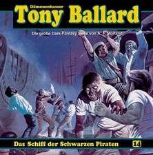 Tony Ballard 14 - Das Schiff der schwarzen Piraten