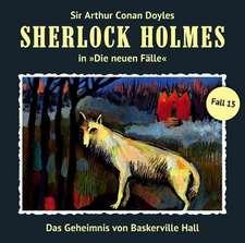 Sherlock Holmes - Neue Fälle 15. Das Geheimnis von Baskerville Hall