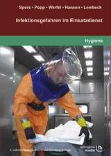 Infektionsgefahren im Einsatzdienst