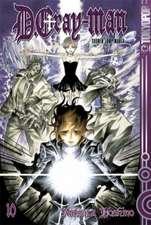 D.Gray-Man 10