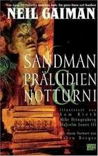 Sandman 01 - Präludien & Notturni