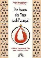 Die Essenz des Yoga nach Patanjali