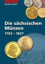 Die sächsischen Münzen 1763 - 1827