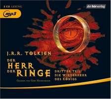 Der Herr der Ringe.  Dritter Teil - Die Wiederkehr des Königs