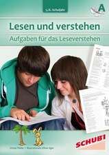 Lesen und verstehen, 5./6. Schuljahr A