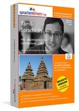 Sprachenlernen24.de Tamil-Express-Sprachkurs. CD-ROM