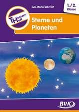 Themenheft Sterne und Planeten 1./2. Klasse