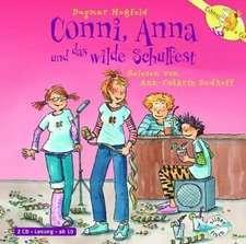 Conni & Co 04: Conni, Anna und das wilde Schulfest