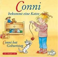 Conni bekommt eine Katze / Conni hat Geburtstag