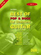 Best of  Pop und Rock for Classical Guitar 9
