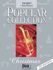 Popular Collection Christmas. Trumpet + Piano / Keyboard