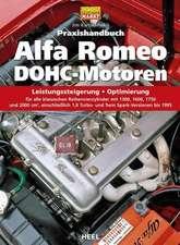 Praxishandbuch Alfa-Romeo DOHC-Motoren