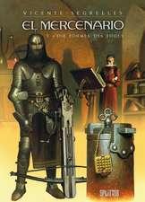 El Mercenario 02. Die Formel des Todes