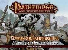 Pathfinder Abenteuerkartenspiel: Die Festung der Steinriesen - Abenteuerdeck 4 -Das Erwachen der Runenherrscher