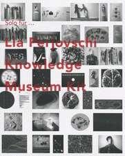 Solo Fur Lia Perjovschi:  Knowledge Museum Kit