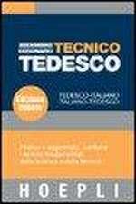 Wörterbuch der Technik Deutsch-Italienisch / Italienisch-Deutsch. Kompaktausgabe