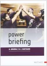 Power Briefing©