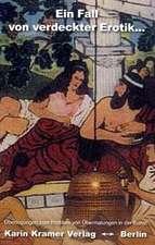 Ein Fall von verdeckter Erotik in der Neugriechischen Malerei