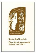 Aus der Schule von Chartres 1. Bernardus Silvestris