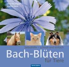 Bach-Blüten für Tiere