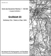 KDR 100 GB Greifenberg in Pommern - Treptow a. d. Rega - Wollin