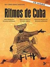 Ritmos de Cuba. Lehrbuch mit CD