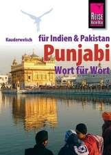 Pandschabi / Punjabi Wort für Wort. Kauderwelsch
