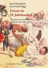 Zensur im 19. Jahrhundert