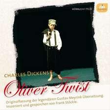Oliver Twist. 11 Audio-CDs