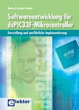 Softwareentwicklung für dsPIC33F-Mikrocontroller