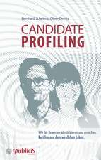 Candidate Profiling: Wie Sie Bewerber identifizieren und erreichen. Berichte aus dem wirklichen Leben.