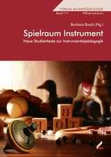 Spielraum Instrument