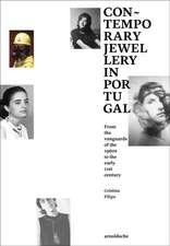 CONTEMPORARY JEWELLERY IN PORTUGAL