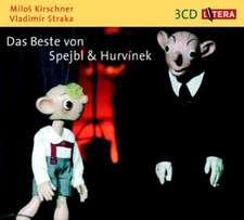 Das Beste von Spejbl und Hurvinek. 3 CDs