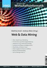 Web & Data Mining