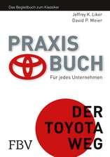 Praxisbuch - Der Toyota Weg