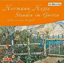 Stunden im Garten. CD