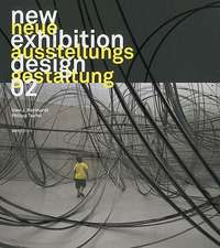 New Exhibition Design 02/Neue Ausstellungsgestaltung:  European Prize of Architectural Photography 2009