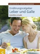 Ernährungsratgeber Leber und Galle