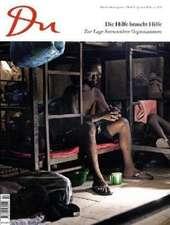 Du813 - das Kulturmagazin. Die Hilfe braucht Hilfe