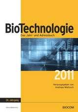 BioTechnologie Jahr- und Adressbuch 2011