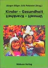 Kinder-Gesundheit. Umwelt-Krankheit