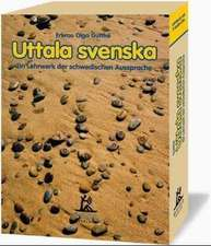 Uttala svenska. 8 CDs mit Begleitbuch