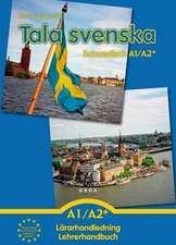 Tala svenska – Schwedisch A1 / A2+