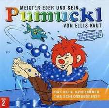 Meister Eder 02 und sein Pumuckl. Das neue Badezimmer. Das Schloßgespenst. CD