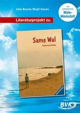 "Literaturprojekt zu ""Sams Wal"""