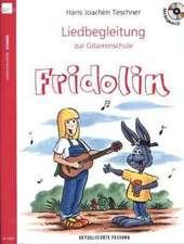 """Liedbegleitung zur Gitarrenschule """"Fridolin"""""""