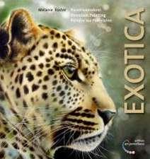 Porzellanmalerei - Exotica