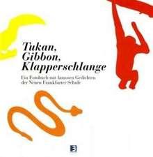 Tukan, Gibbon, Klapperschlange